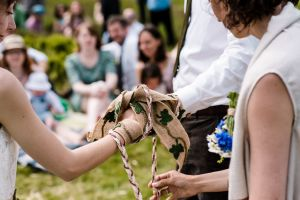 a four part handfasting