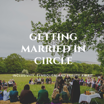 getting married in circle image
